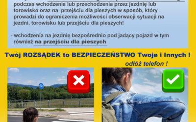 Bezpieczni nie tylko na drodze…